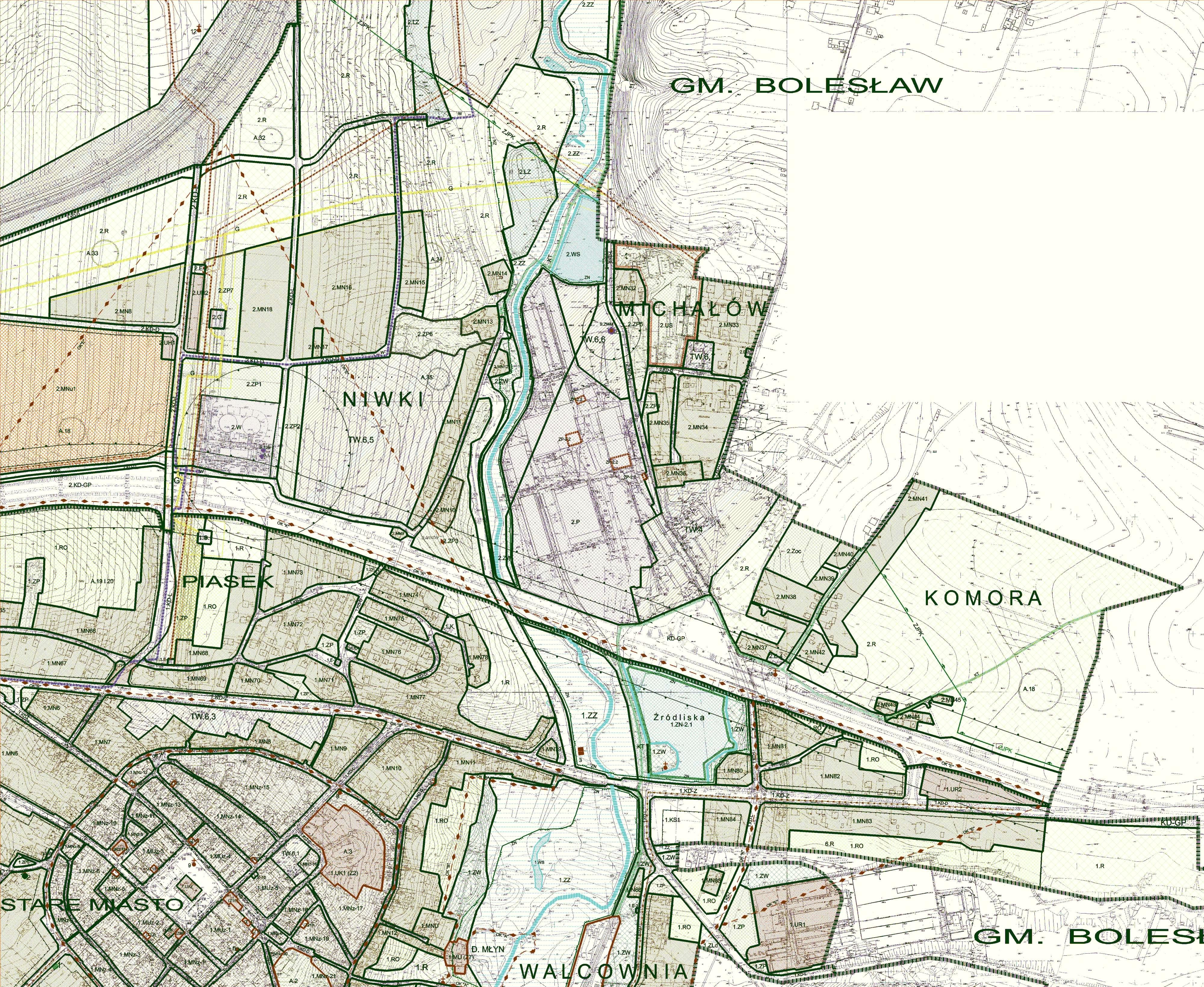 Inteligentny Plan Zagospodarowania Przestrzennego - BIP CS54