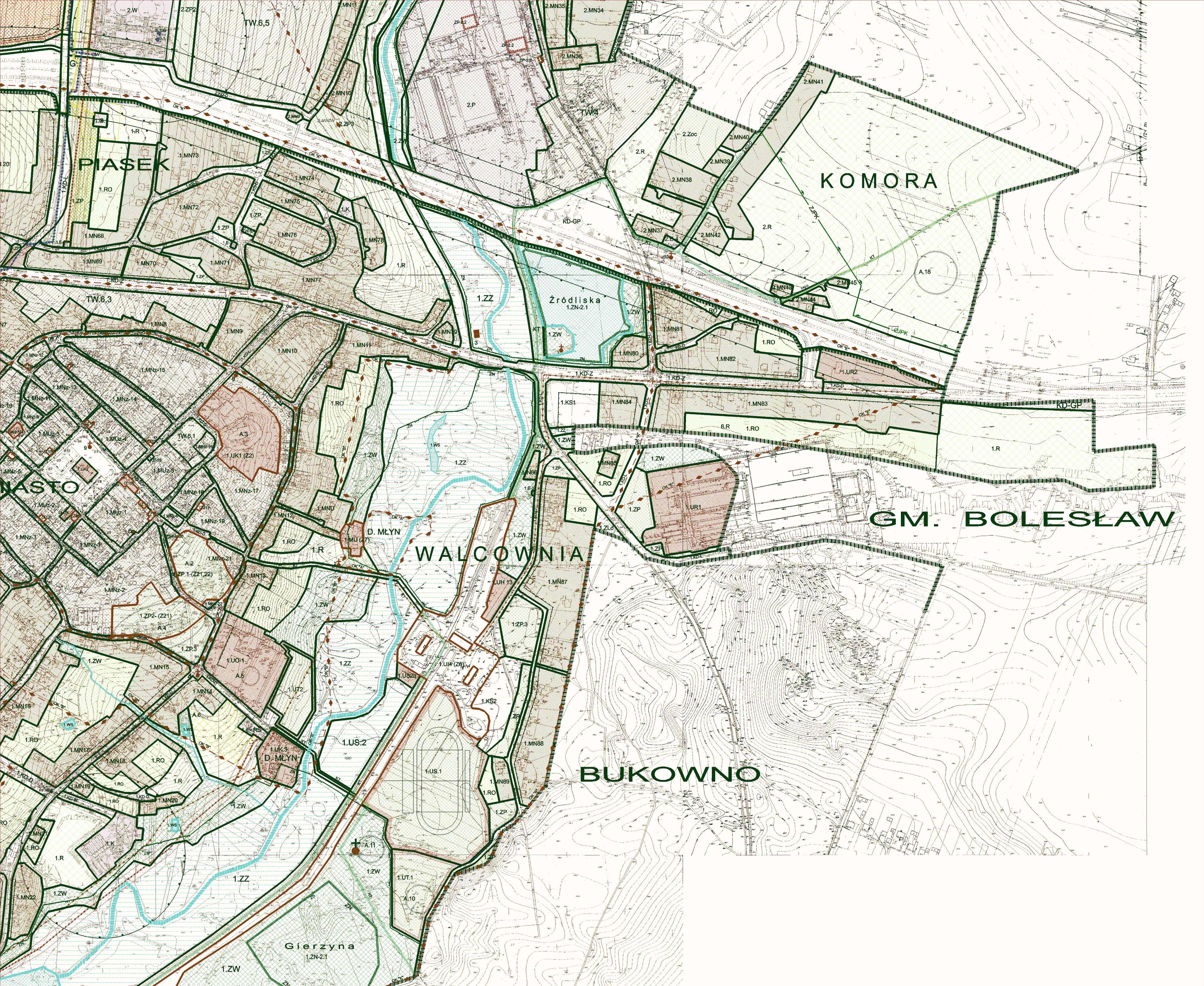 Bardzo dobra Plan Zagospodarowania Przestrzennego - BIP VX91