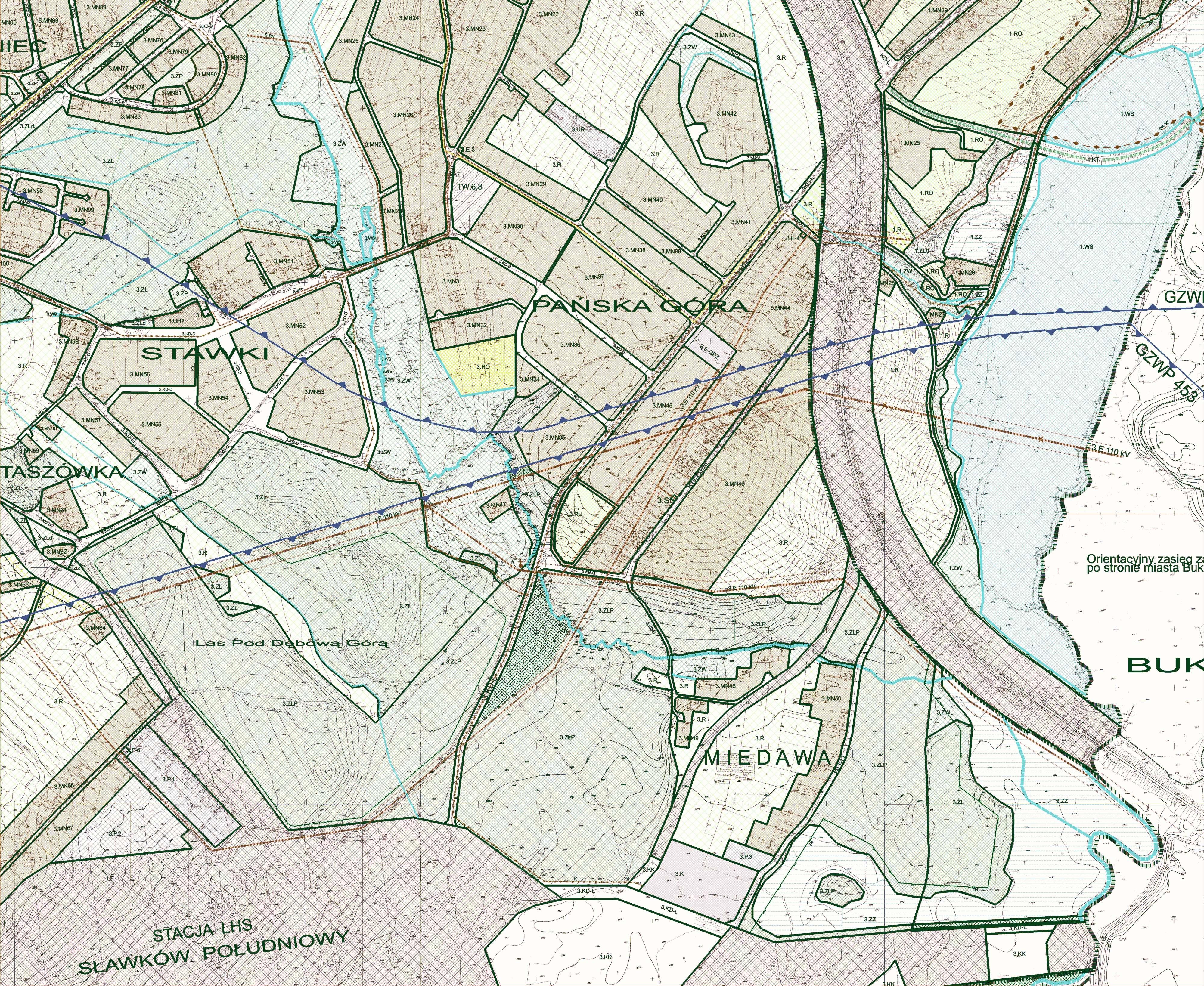 Ogromny Plan Zagospodarowania Przestrzennego - BIP QT53